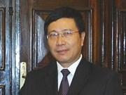 Les chefs de la diplomatie préparent le Sommet de l'ASEAN