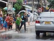 Célébration du Tet Chol Chnam Thmay à Hanoi