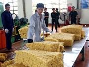 Ordre de l'Etoile d'or pour le groupe de l'industrie du caoutchouc du VN