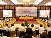 Forum économique du Printemps sur la restructuration