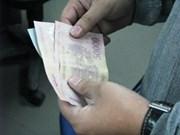 Augmentation du salaire minimal des fonctionnaires