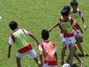 "Lancement de ""Football Dreams Vietnam 2012"""