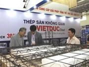 Da Nang : ouveture du Salon Vietbuild 2012