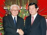 Vietnam et Singapour intensifient leur coopération