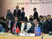 Le Vietnam à la conférence ministérielle ASEAN-UE