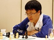 Début des championnats d'échecs d'Asie à HCM-Ville