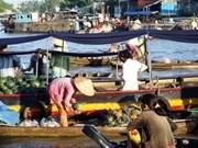 Delta du Mékong: transformer les potentialités en atouts