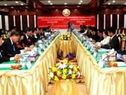 HCM-Ville et Vientiane renforcent leur coopération