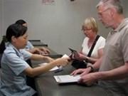 Le Vietnam rembourse la TVA aux étrangers à Nôi Bài