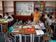 L'ONU soutient un nouveau modèle d'école au Vietnam