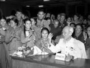 La Serbie offre des photos du Président Ho Chi Minh
