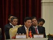 Les conférences ASEAN+1 au Cambodge