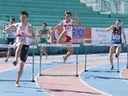 Trois records nationaux au tournoi international d'athlétisme de HCM-Ville
