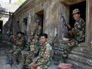 Cambodge et Thaïlande vont retirer leurs troupes
