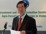 Agriculture, filon de la coopération Vietnam-Australie