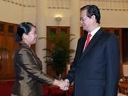 Le Vietnam fait grand cas des liens avec le Cambodge