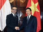 Réunion au niveau ministériel du Comité de coopération Vietnam - Indonésie