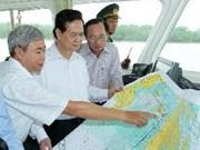 Le PM demande d'accélérer le projet de port de Lach Huyen