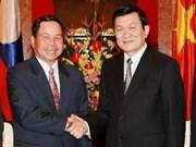 VN-Laos: coopération efficace entre les forces de police