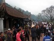 Yen Tu en pèlerinage pour une reconnaissance de l'UNESCO
