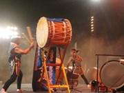 Début des 10es Echanges culturels Hoi An-Japon