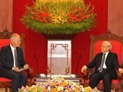 Le Vietnam apprécie ses liens avec l'UE