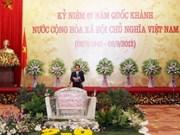 Rencontres avec le corps diplomatique à Hanoi et HCM-Ville