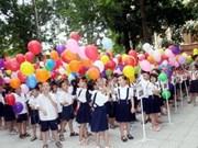 Plus de 20 millions d'élèves ont repris le chemin de l'école
