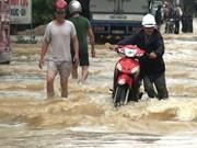 Des pluies torentielles frappent les provinces du Centre