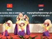 Semaine de la culture vietnamienne au Cambodge