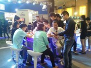 Ouverture de l'expo-conférence internationale Mobile Vietnam