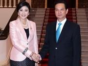 Prochaine réunion des cabinets Vietnam-Thaïlande