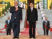 Vietnam et Panama renforcent leurs relations
