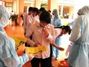 Conférence sur les mesures contre les maladies infectieuses en Asie