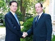ASEM-9: Le PM  rencontre des dirigeants étrangers