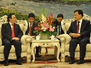 Partenariat stratégique intégral sino-vietnamien réaffirmé