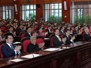 Clôture de la 4e session de l'Assemblée nationale