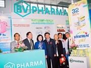 Vietnam Medi-Pharm Expo 2012 s'ouvre à Hanoi