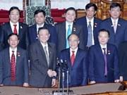 Nouvel élan pour les liens avec la Thaïlande et le Japon