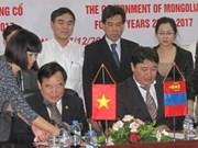 Education : Vietnam et Mongolie signent un accord