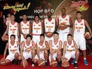Saigon Heat à l'ASEAN Basketball League 2013