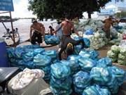 Développement du commerce frontalier Vietnam-Cambodge