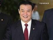 Le chef de l'Assemblée nationale sud-coréenne à Hanoi