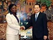 La BM est un partenaire important du Vietnam