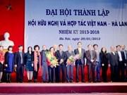 Promotion des relations d'amitié et de coopération Vietnam-Pays-Bas