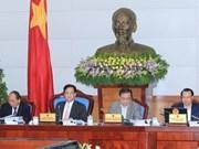 Le gouvernement discute sept projets de lois et d'ordonnances