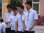 Aides japonaises pour les handicapés de Bac Giang