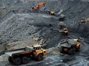 Le pays exporte 800.000 tonnes de charbon en janvier