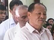 22 membres d'une organisation subversive à Phu Yen condamnés