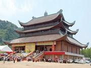 Les pagodes des Parfums et Bai Dinh prêtes à accueillir les pèlerins